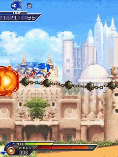 UNLEASHED TOUCH BAIXAR 240X320 SONIC
